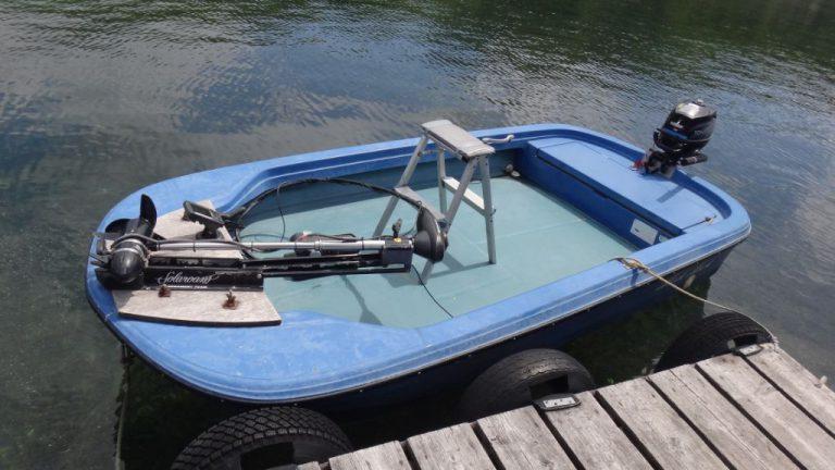 2馬力免許不要艇
