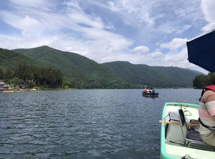 本日の木崎湖ワカサギ釣果