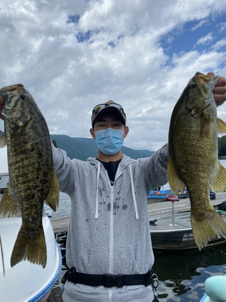 木崎湖バストーナメント第3戦