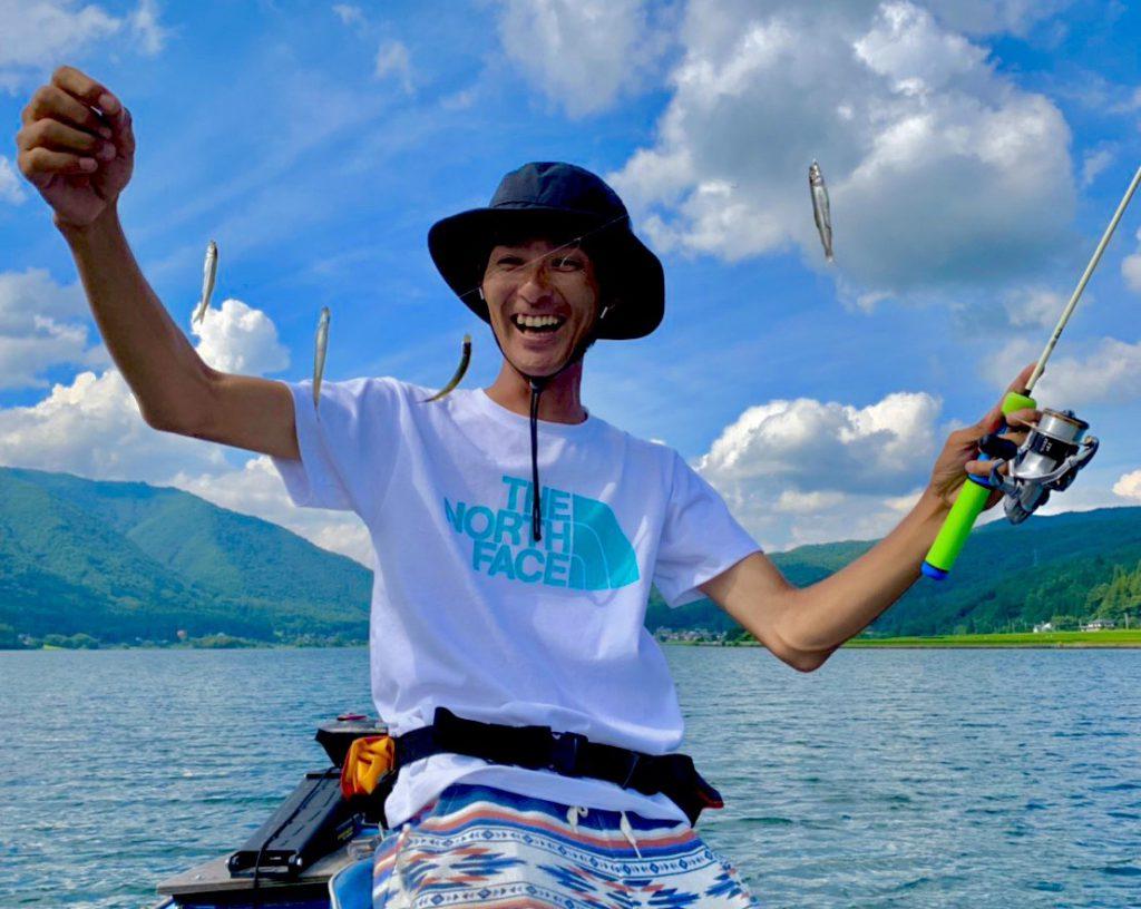 初心者さん歓迎!ワカサギ釣りは関東からも関西からもアクセス良好な長野県・木崎湖へ!