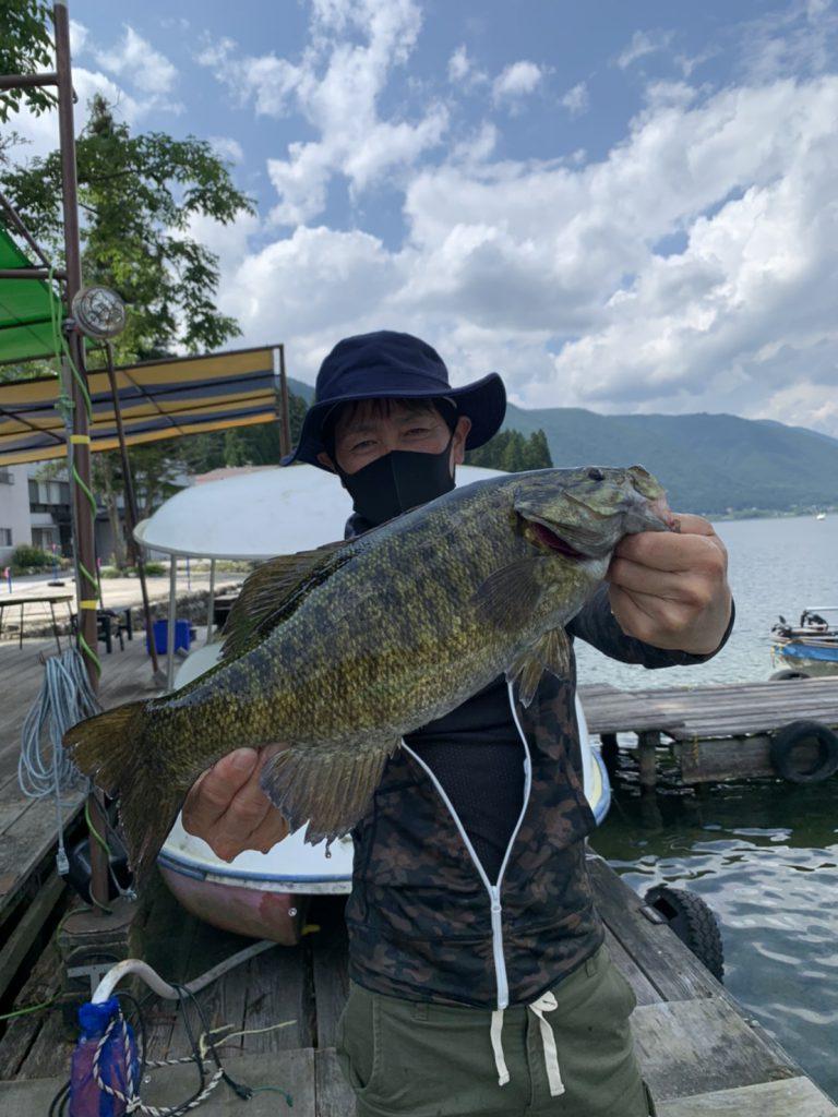 木崎湖モダンボートシリーズ戦トーナメント第4戦