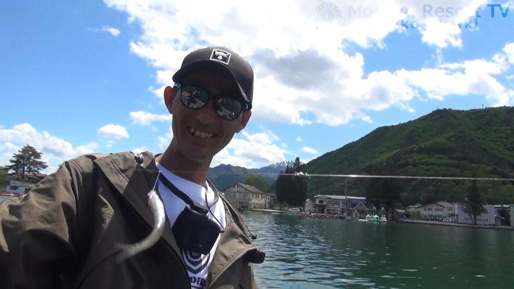 木崎湖ワカサギ調査5/23 動画アップしました!