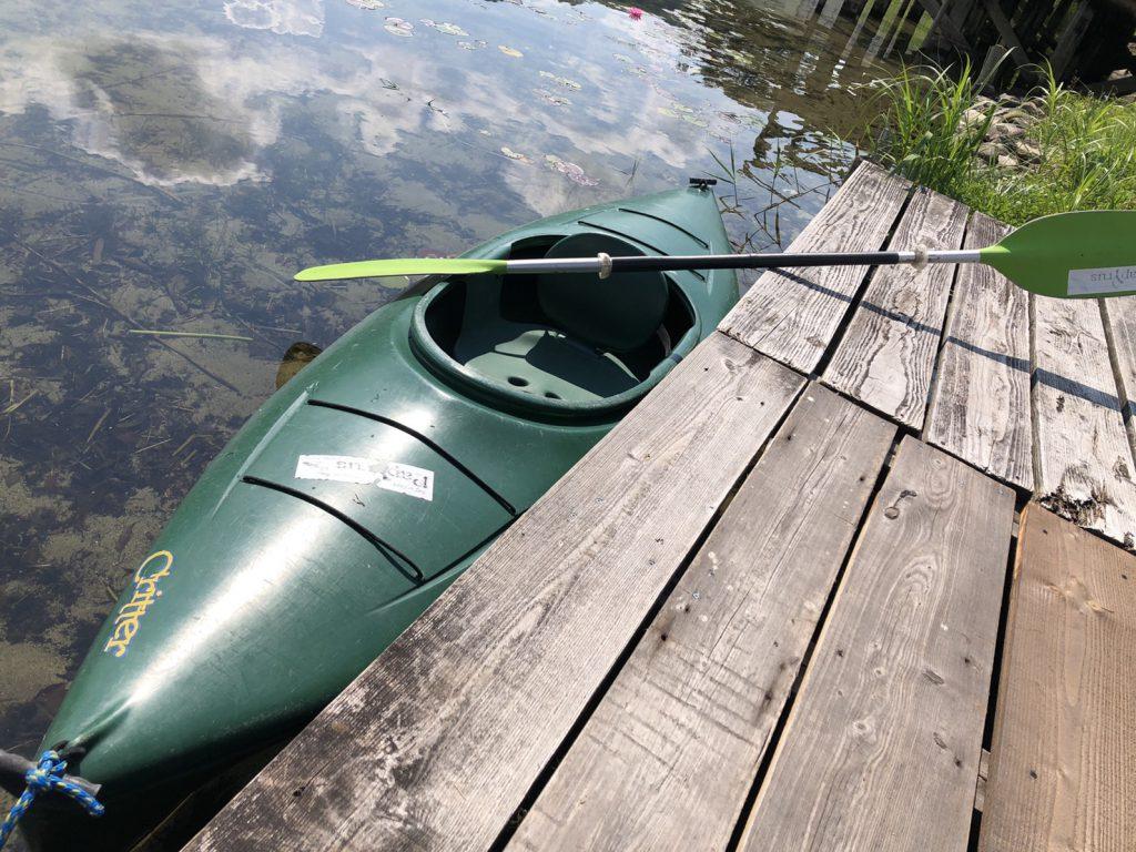 夏の木崎湖はご家族でぺダルボートをどうぞ!
