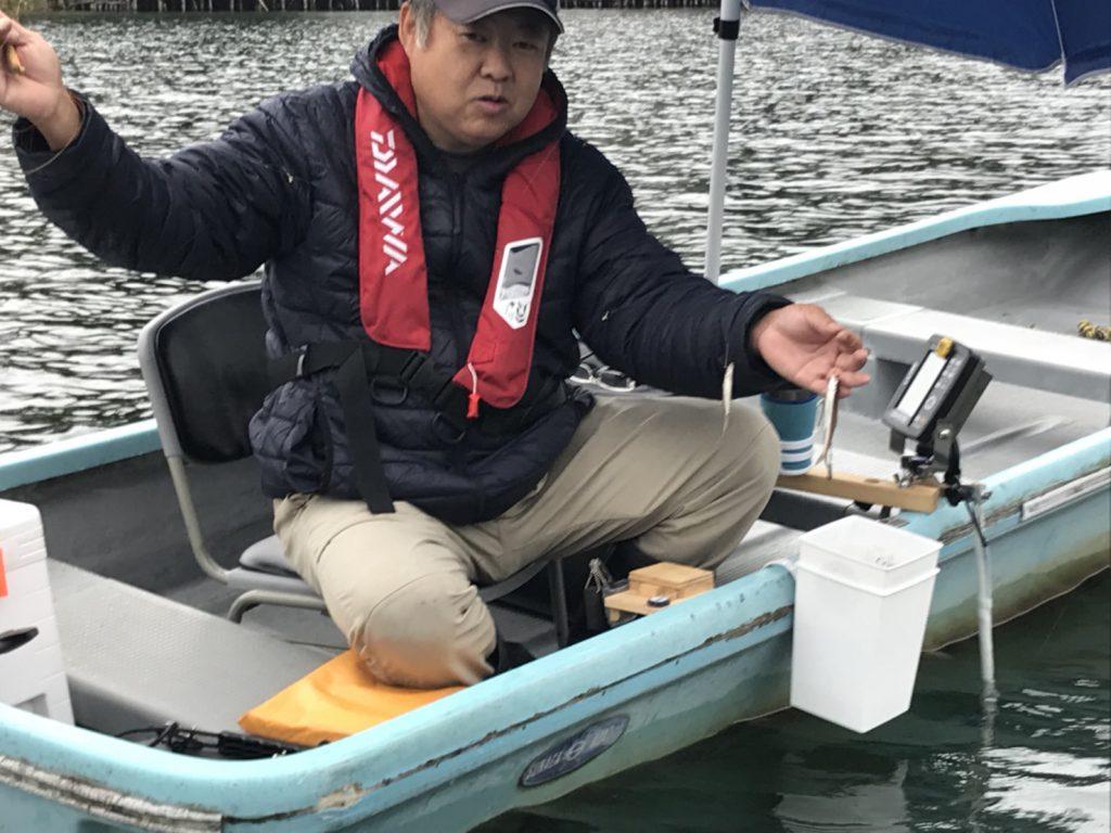 ワカサギ釣り中級者向け「名人宮田の・俺のワカサギ釣り#2」ショート動画アップしました!